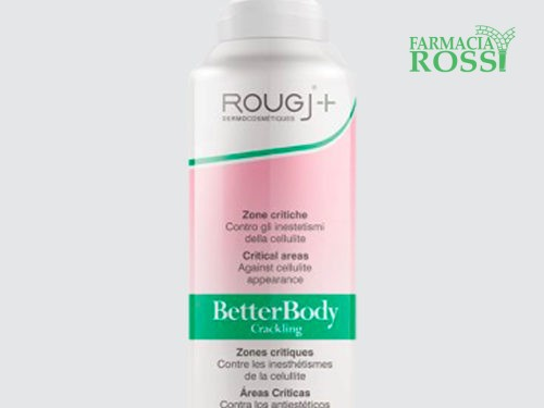 BetterBody Zone Critiche Rougj | FARMACIA ROSSI