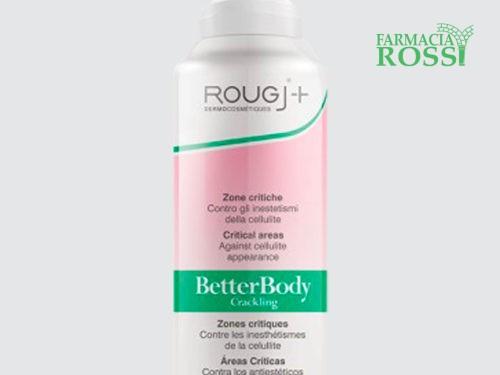 BetterBody Zone Critiche Rougj | FARMACIA ROSSI