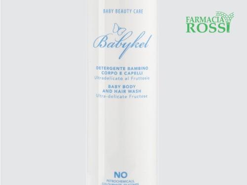 Detergente Capell Bambino Babykel | FARMACIA ROSSI
