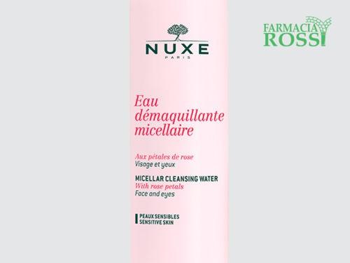 Acqua Micellare con Petali di Rosa Nuxe | FARMACIA ROSSI