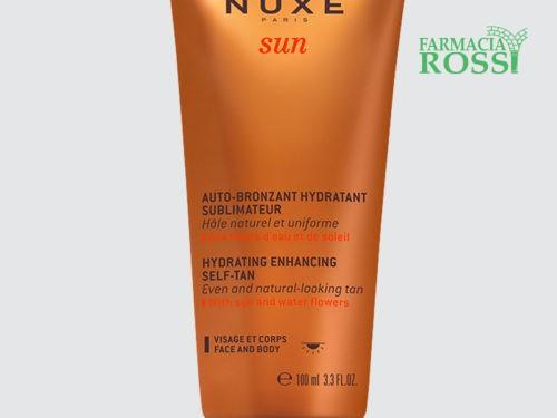 Autoabbronzante Idratante Sublimatore Nuxe Sun | FARMACIA ROSSI