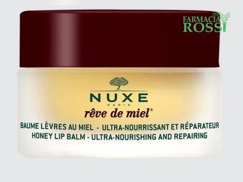 Balsamo Labbra al Miele Ultra Nutriente e Riparatore Rêve de Miel Nuxe | FARMACIA ROSSI