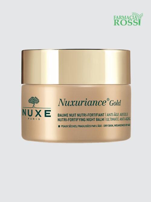 Balsamo Notte Butriente Fortificante Nuxuriance gold Nuxe | FARMACIA ROSSI