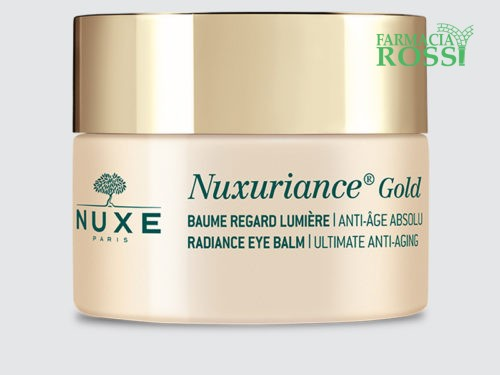 Balsamo Occhi Luce Nuxuriance Gold Nuxe | FARMACIA ROSSI