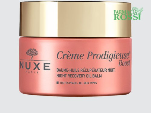 Balsamo Olio Riparatore Notte Crème Prodigieuse® Nuxe | FARMACIA ROSSI