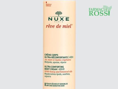 Crema Corpo Ultra Riconfortante Rêve de Miel Nuxe | FARMACIA ROSSI