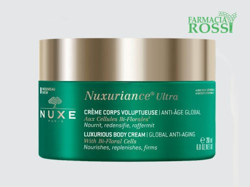 Crema Corpo Voluttuosa Anti-Età Nuxuriance Ultra Nuxe | FARMACIA ROSSI