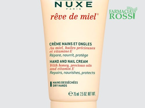 Crema Mani e Unghie Rêve de Miel Nuxe | FARMACIA ROSSI