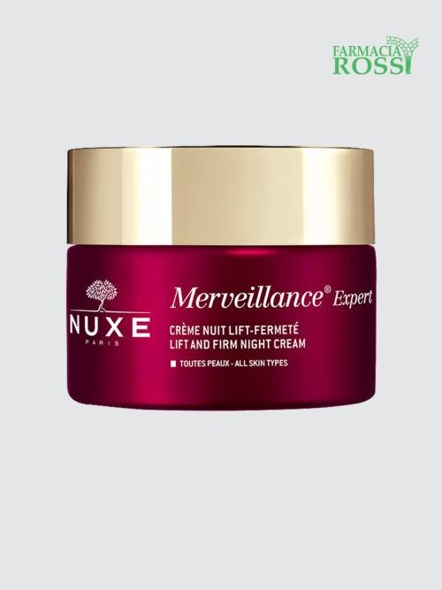 Crema Notte Antirughe Merveillance Expert Nuxe | FARMACIA ROSSI