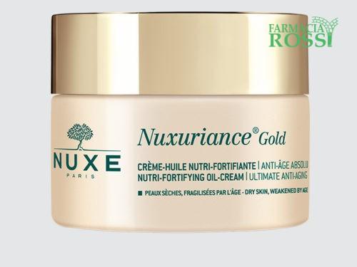 Crema Olio Nutriente Fortificante Nuxuriance Gold Nuxe | FARMACIA ROSSI