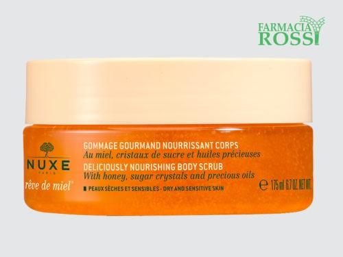 Esfoliante Corpo Nutriente Rêve de Miel Nuxe | FARMACIA ROSSI
