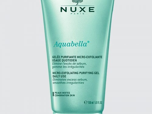 Gel Purificante Microesfoliante Nuxe | Farmacia Rossi