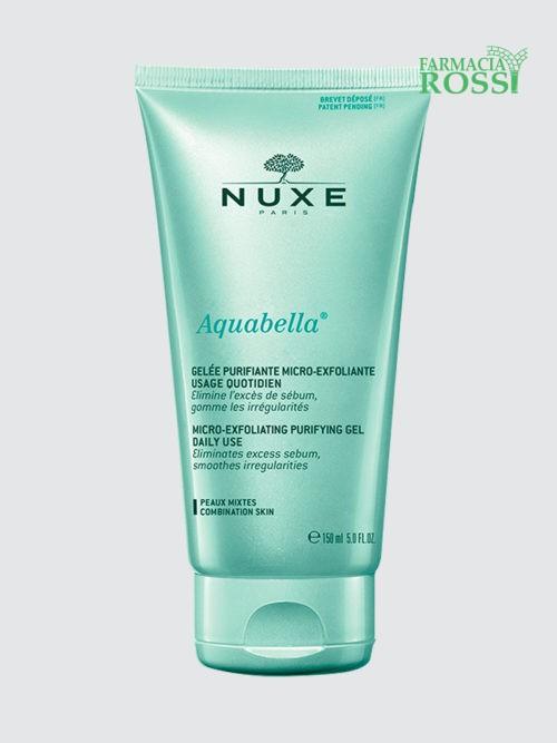 Gel Purificante Microesfoliante per Uso Quotdiano Aquabella Nuxe | FARMACIA ROSSI