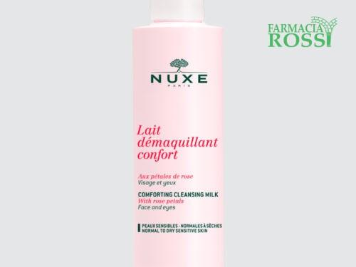 Latte Detergente con Petali di Rosa Nuxe Body | FARMACIA ROSSI