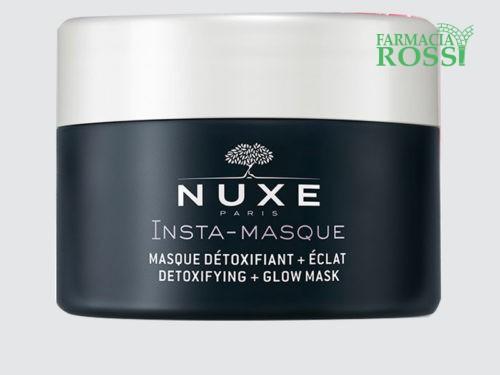 Maschera Detox Luminosità Insta Masque Nuxe | FARMACIA ROSSI