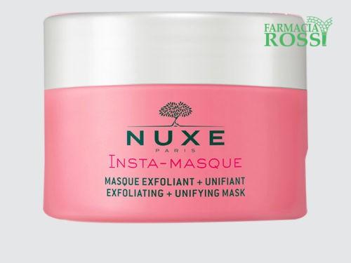 Maschera Esfoliante Uniformante Insta Masque Nuxe | FARMACIA ROSSI