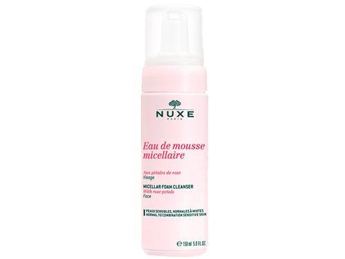 Mousse Micellare Con Petali Di Rosa Very Rose Nuxe | Farmacia Rossi