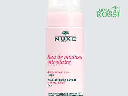 Mousse Micellare con Petali di Rosa Nuxe | FARMACIA ROSSI