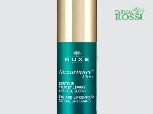 Occhi e Labbra Ant Età Nuxuriance Ultra Nuxe | FARMACIA ROSSI