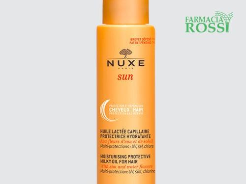 Olio Latte Protettivo per Capelli Nuxe Sun | FARMACIA ROSSI