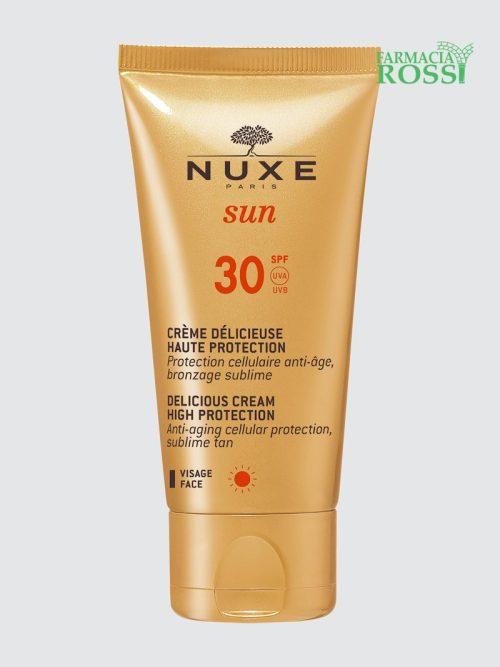 Protezione Solare anti-età SPF30 Crème Délicieuse Nuxe | FARMACIA ROSSI