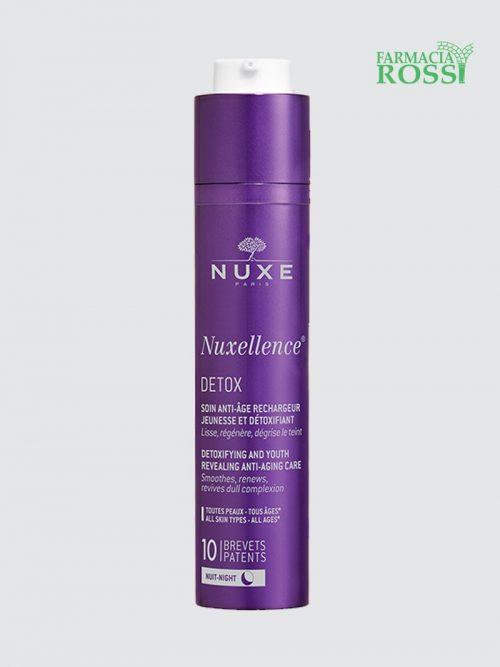 Siero Notte Anti Età Detox Nuxellance | Farmacia Rossi