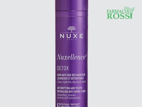Siero Notte Ant Età Detox Nuxellence Nuxe | FARMACIA ROSSI