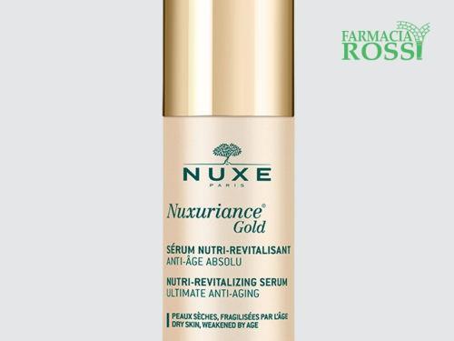 Siero Nutriente Rivitalizzante Nuxuriance Gold Nuxe | FARMACIA ROSSI