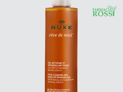 Struccante Gel Detergente Rêve de Miel Nuxe | FARMACIA ROSSI