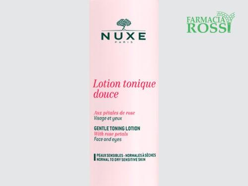 Tonico con Petali di Rosa Nuxe Body | FARMACIA ROSSI