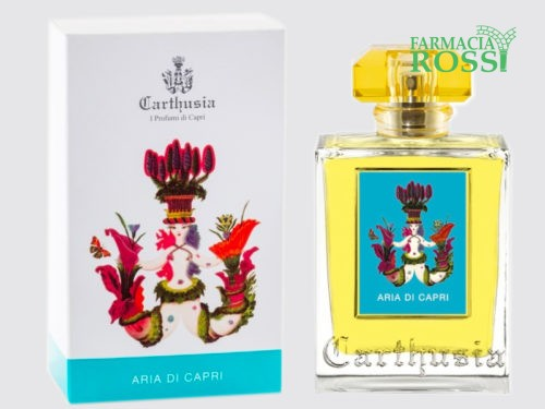 Aria di Capri Eau de Parfum Carthusia | FARMACIA ROSSI CASALPUSTERLENGO