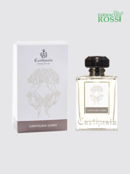 Carthusia Uomo Eau de Parfum | FARMACIA ROSSI CASALPUSTERLENGO