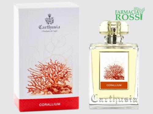 Corallium Eau de Parfum Carthusia | FARMACIA ROSSI CASALPUSTERLENGO