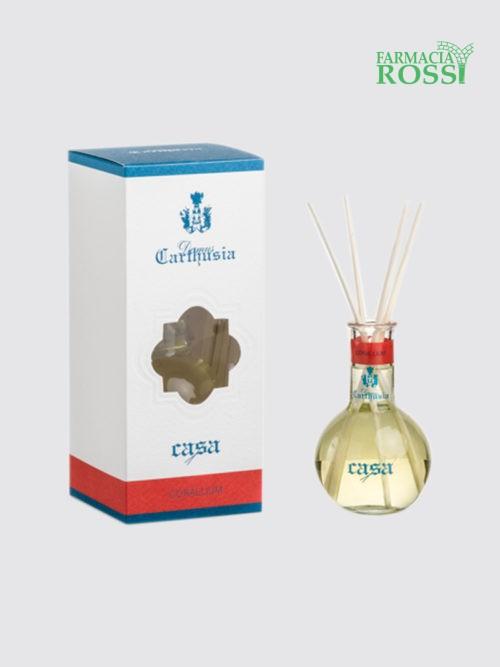 Corallium Profumatore Ambiente Carthusia | FARMACIA ROSSI CASALPUSTERLENGO