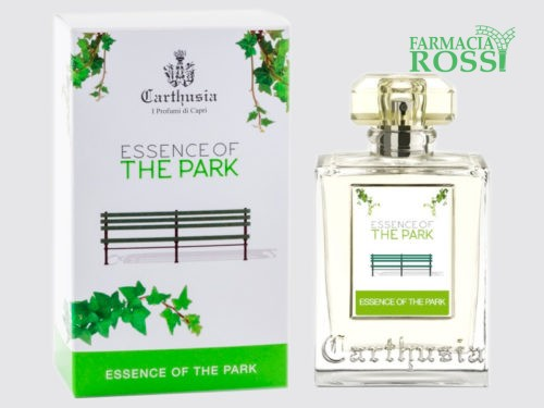 Essence of The Park Eau de Parfum Carthusia | FARMACIA ROSSI CASALPUSTERLENGO