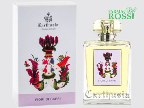 Fiori di Capri Eau de Parfum Carthusia | FARMACIA ROSSI CASALPUSTERLENGO