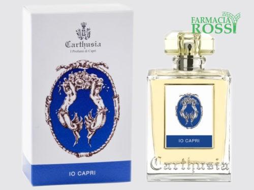 Io Capri Eau de Parfum Carthusia | FARMACIA ROSSI CASALPUSTERLENGO