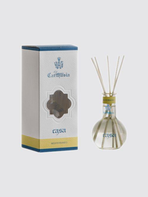 Mediterraneo Profumatore Ambiente Carthusia | FARMACIA ROSSI CASALPUSTERLENGO