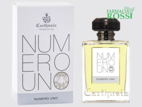 Numero Uno Eau de Parfum Carthusia | FARMACIA ROSSI CASALPUSTERLENGO