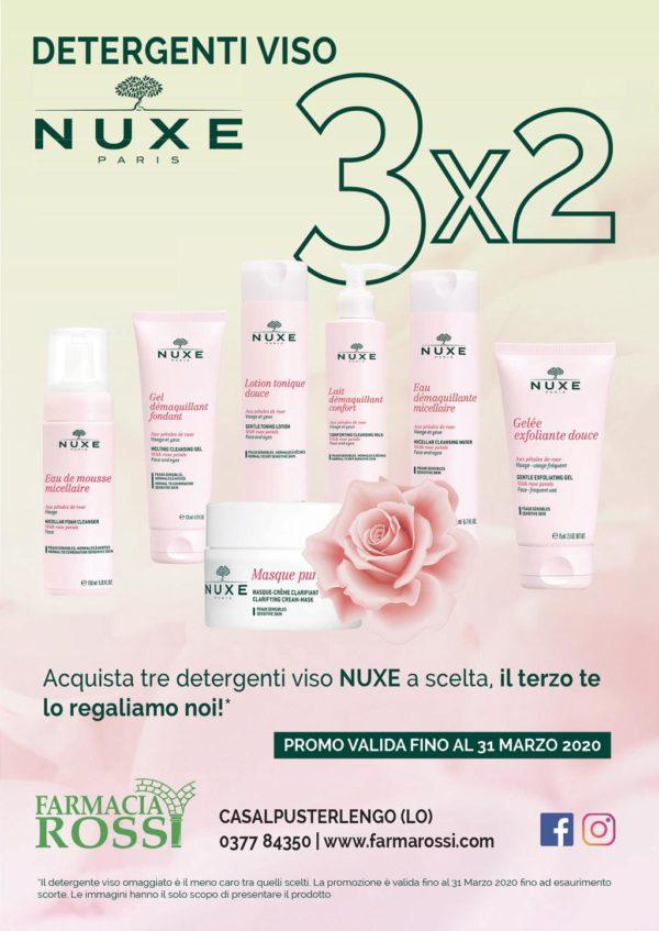 Nuxe 3X2 | FARMACIA ROSSI