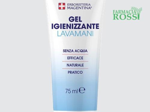 Gel igienizzante mani Erboristeria Magentina | FARMACIA ROSSI