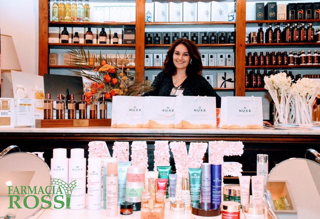 AperiNuxe: beauty School Nuxe on line | FARMACIA ROSSI