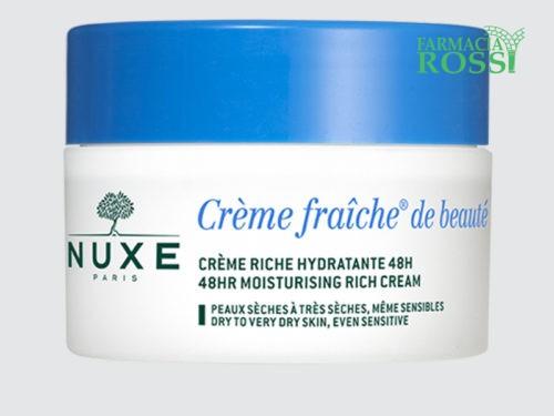 Creme fraiche de beautè crema giorno pelli secche Nuxe | FARMACIA ROSSI