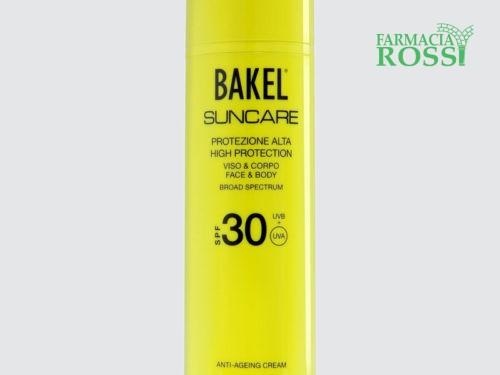 Protezione Solare Viso & Corpo SPF30 Bakel | FARMACIA ROSSI