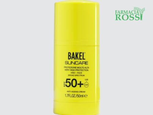 Solare Viso SPF 50+ Bakel | FARMACIA ROSSI