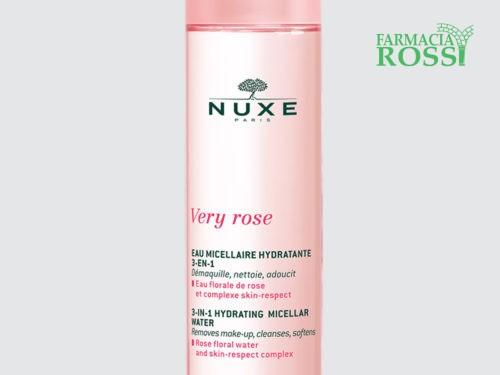 Acqua Micellare Idratante 3 in 1 Pelli Sensibili Very Rose | FARMACIA ROSSI