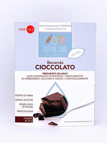 Bevande al cioccolato Dietalab | FARMACIA ROSSI