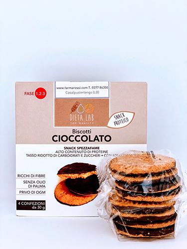 Biscotti al cioccolato Dietalab | FARMACIA ROSSI