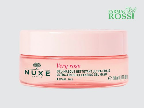 Gel Maschera Detergente Ultra fresco Very Rose | FARMACIA ROSSI