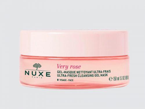 Gel Maschera Detergente Very Rose 150ml Nuxe   Farmacia Rossi